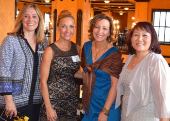 Gretchen Shellabarger, Jill Kinder, Catherine Hill, Madeleine Baker