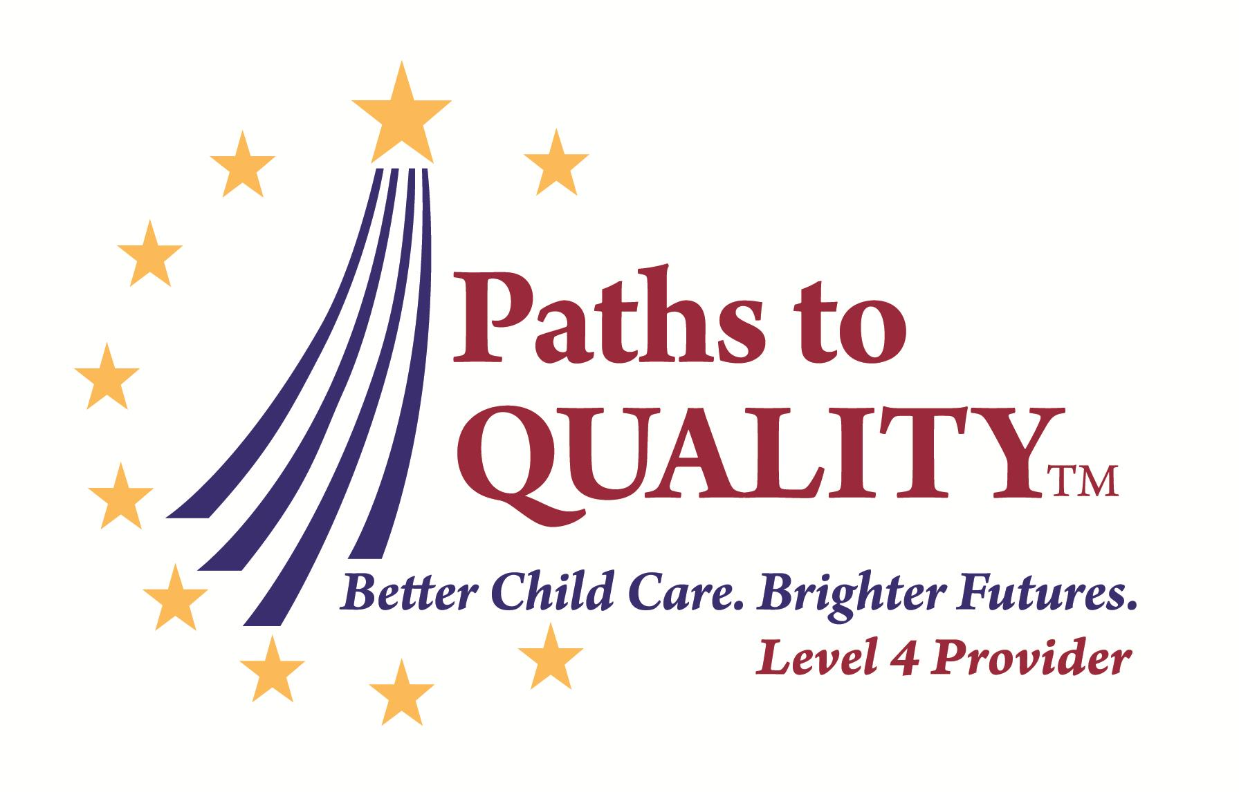 Paths to QUALITY Level 4 Logo