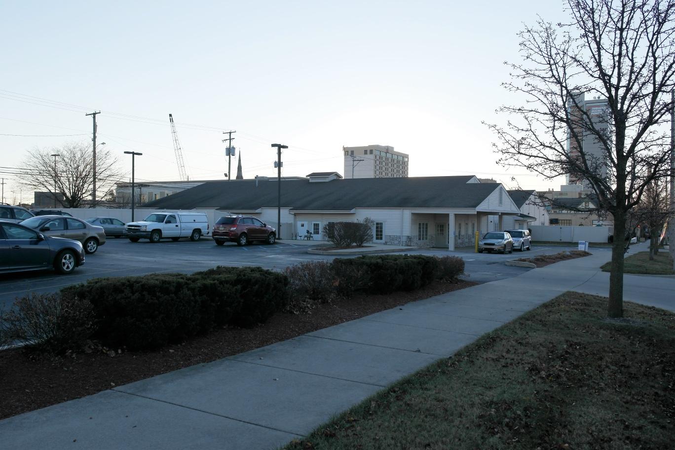 Downtown Center - Exterior Wayne View