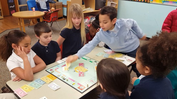 Learning in Action - Special Needs
