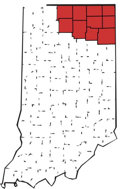 Serving 10 Counties