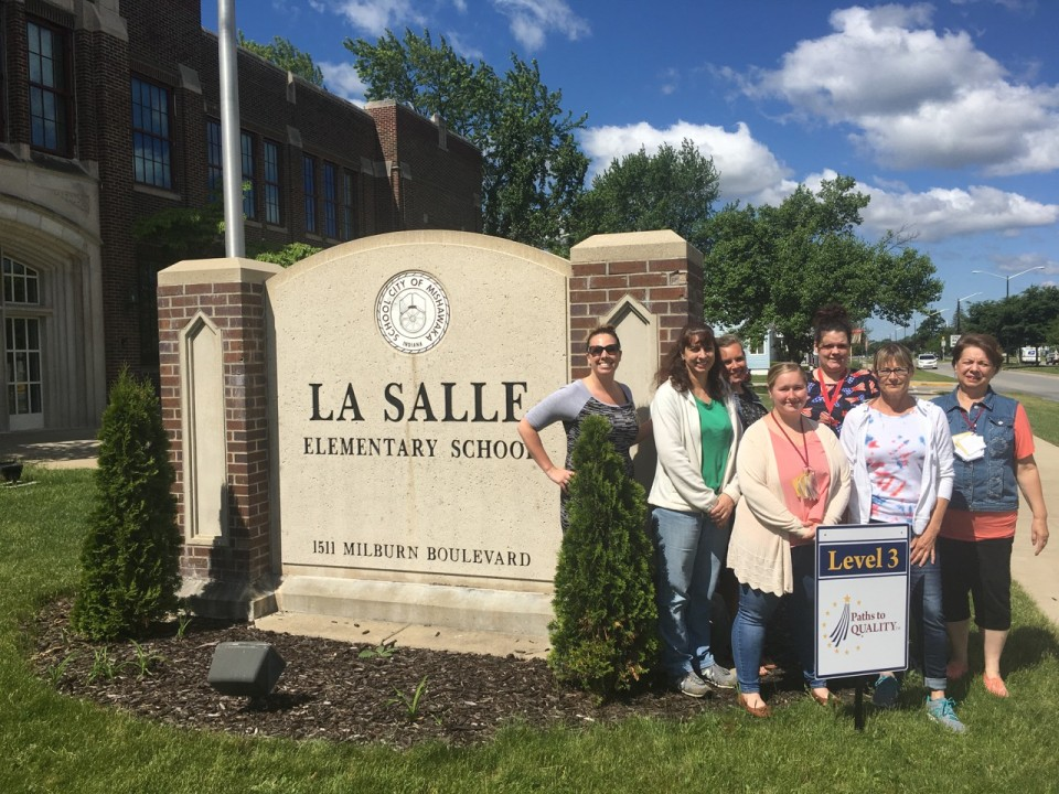 Growing Together - LaSalle