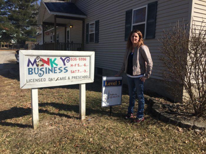 Monkey Business Daycare 2