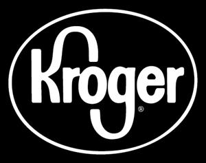 Kroger Logo - Black