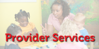 Learn more about ECA's Provider Services